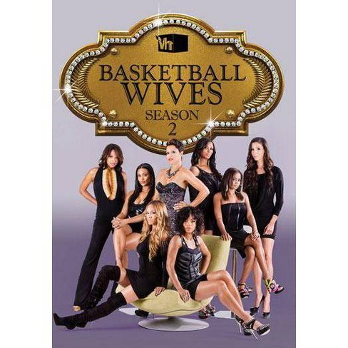 Basketball Wives: Season 2 (DVD) - image 1 of 1