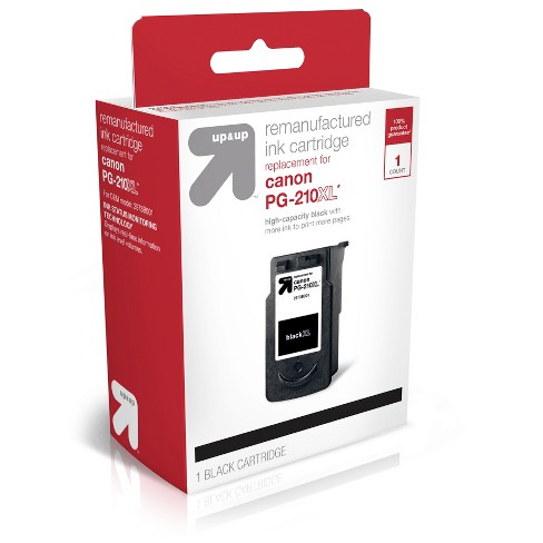 PG-210XL Replacement Single Ink Cartridge - Black (TARPG210XL ) - Up&Up™ - image 1 of 2