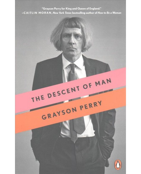 Descent of Man (Paperback) (Grayson Perry) - image 1 of 1