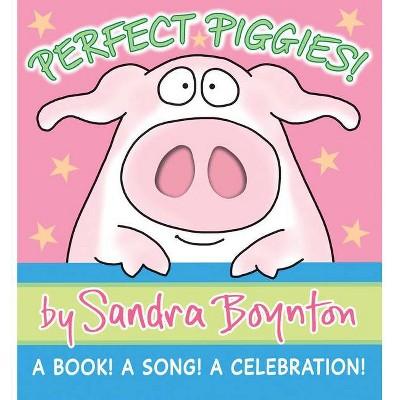 Perfect Piggies! (Mixed media product)by Sandra Boynton