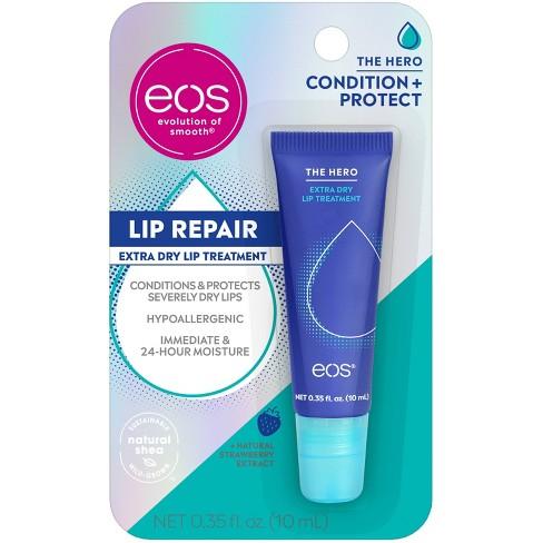 eos The Hero Extra Dry Lip Balm Treatment - 0.35 fl oz - image 1 of 4