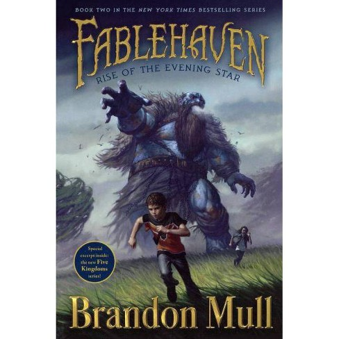 Rise of the Evening Star - (Fablehaven) by  Brandon Mull (Hardcover) - image 1 of 1