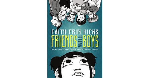 Friends With Boys (Paperback) (Faith Erin Hicks) - image 1 of 1