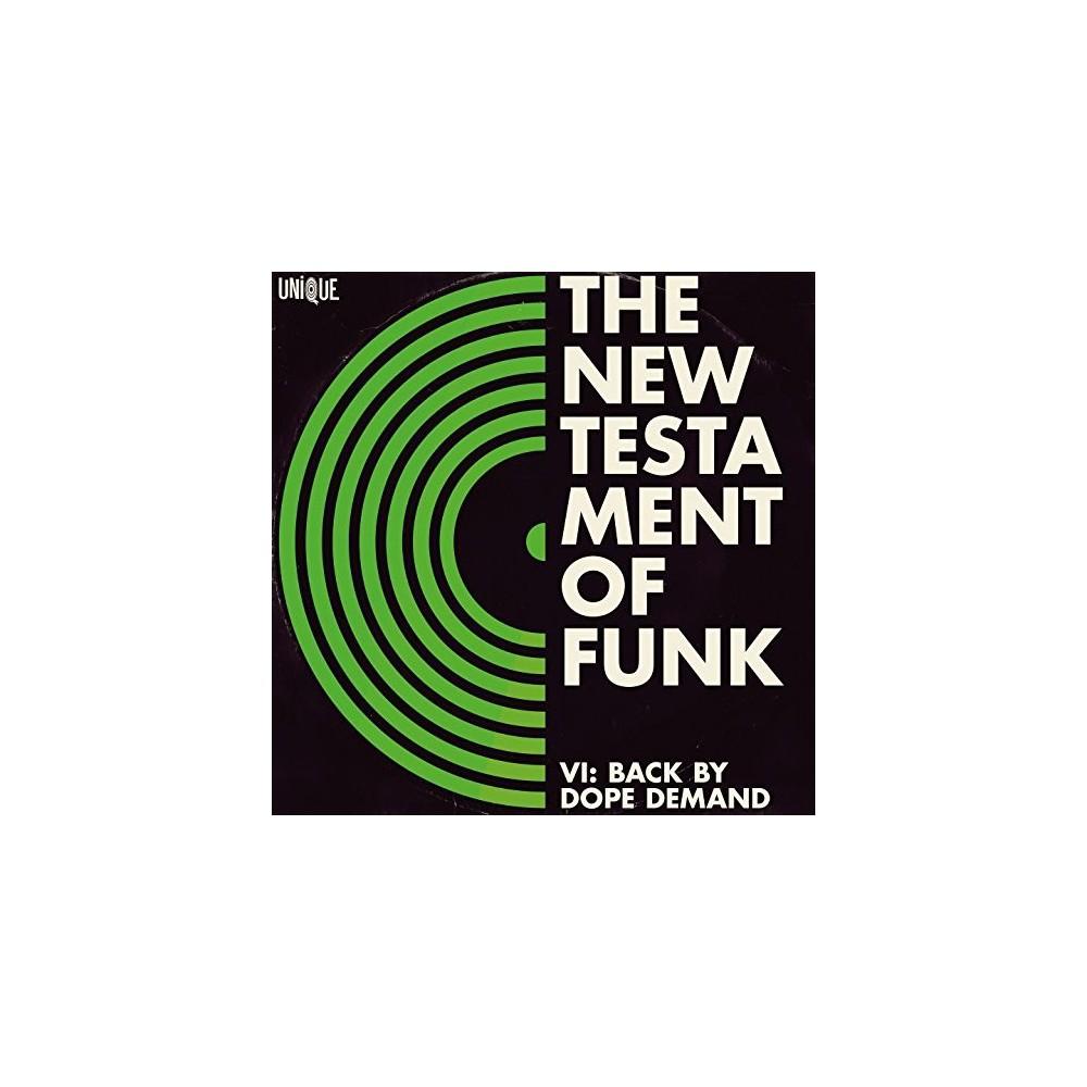 Various - New Testament Of Funk Vol 6 (CD)