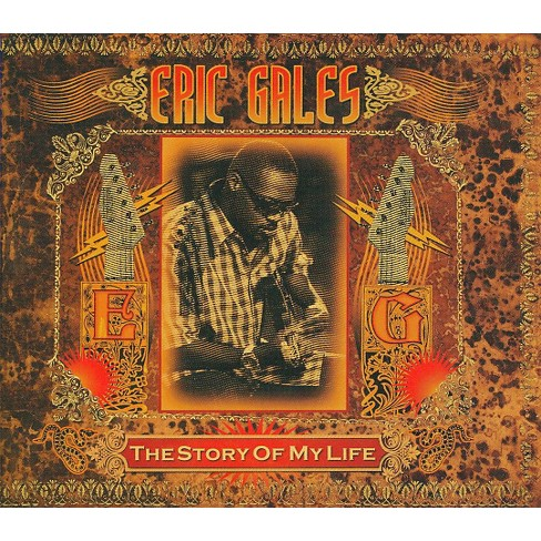 Eric Gales - Story Of My Life (CD)