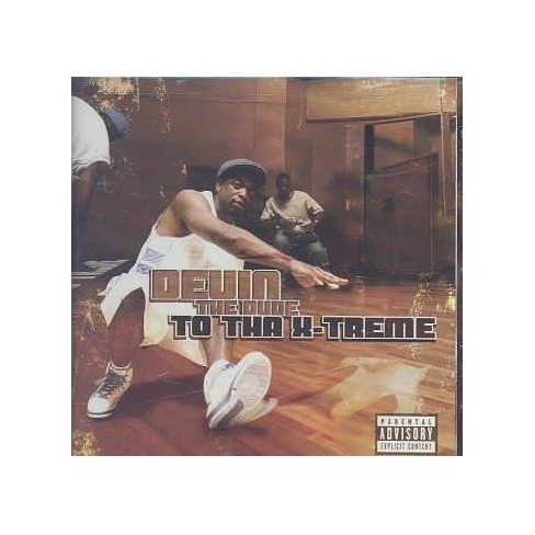 Devin The Dude - To Tha X-treme (CD) - image 1 of 1