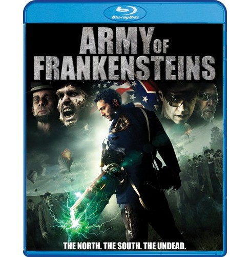 Army of frankensteins (Blu-ray) - image 1 of 1
