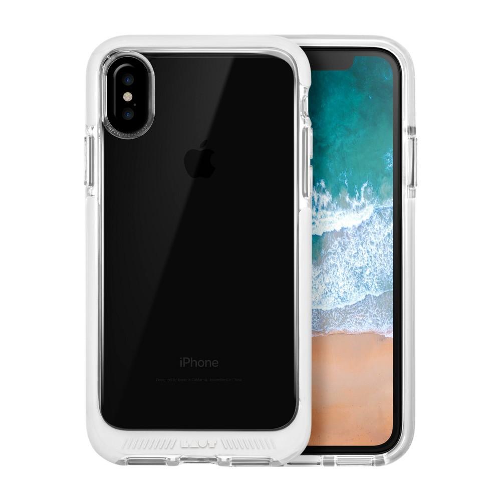 Laut Apple iPhone X/XS Fluro Case - White