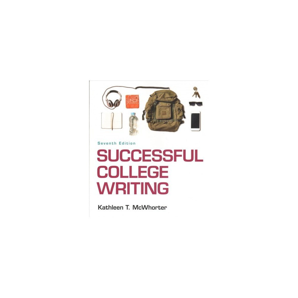 Successful College Writing + A Student's Companion for Successful College Writing - (Paperback)
