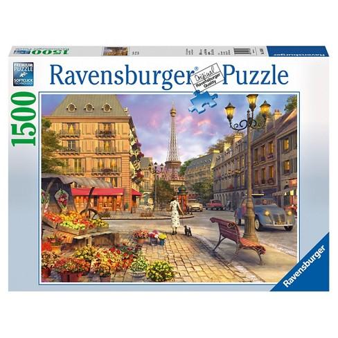 Ravensburger Vintage Paris Puzzle 1500pc - image 1 of 2
