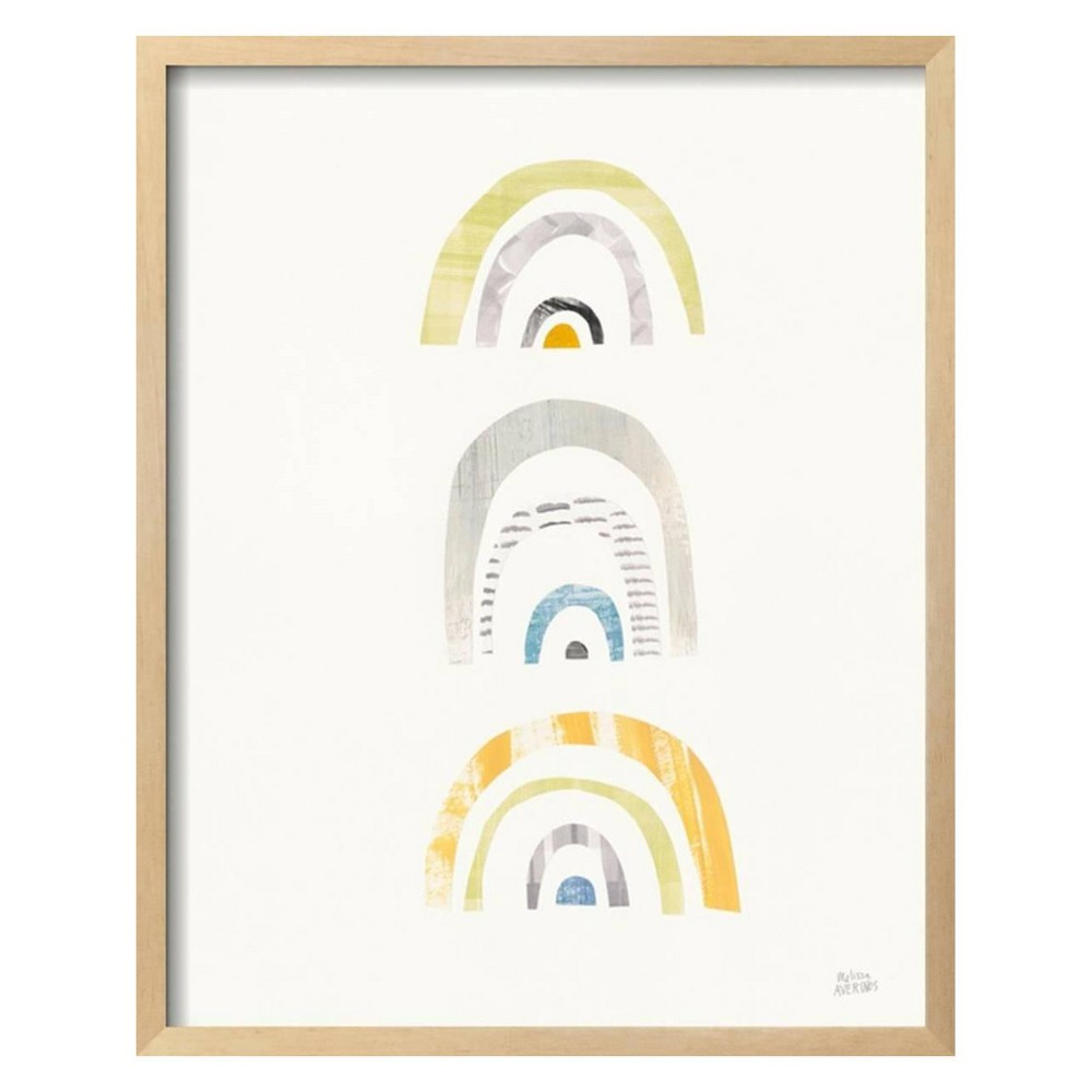 Mod Neutrals Iii By Melissa Averinos Framed Wall Art Poster Print 21