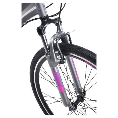 a4c3722dc8c Schwinn Hybrid Bike Women's Trailway - Gray 28