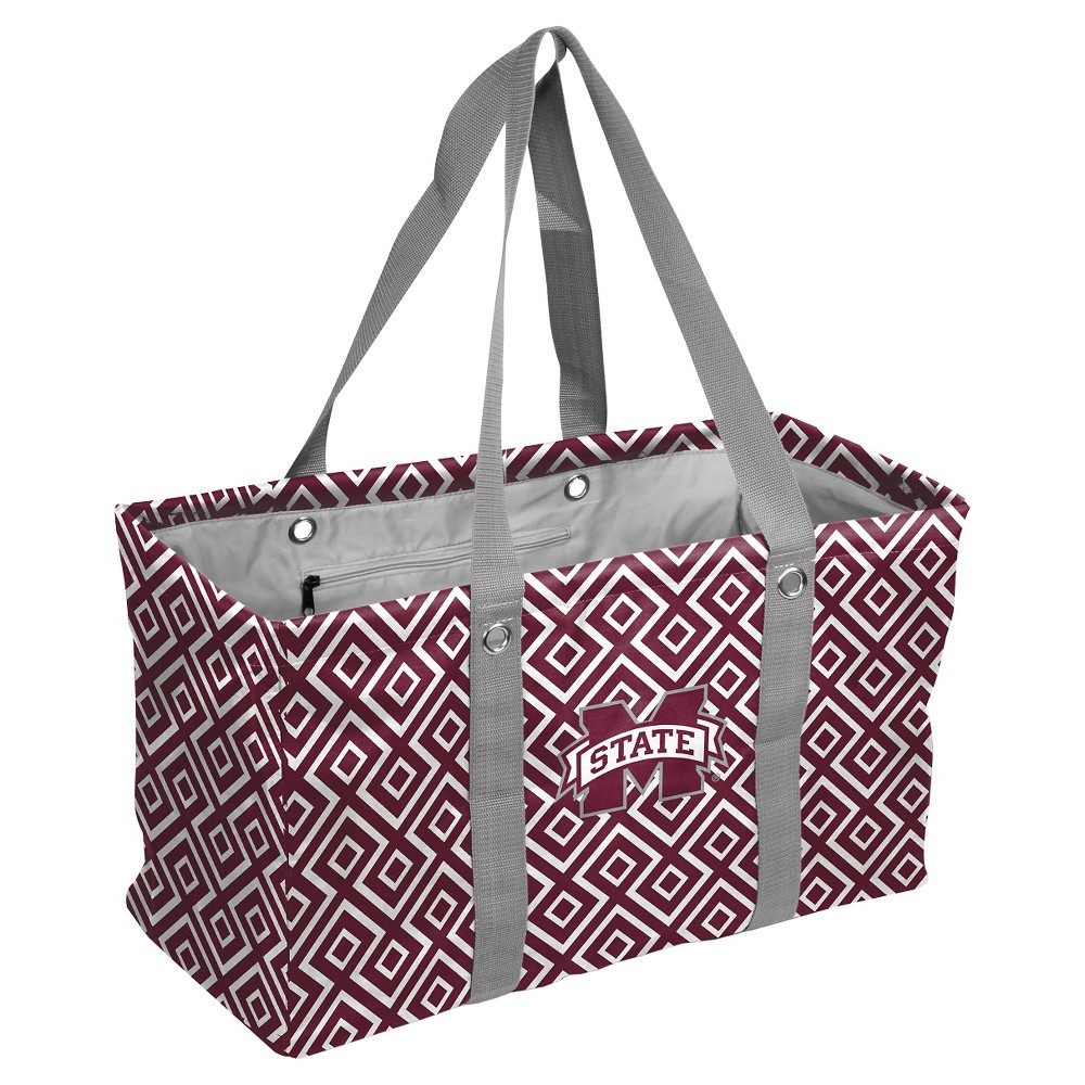 Mississippi State Bulldogs Picnic Caddy Tote, Women's, Size: Large