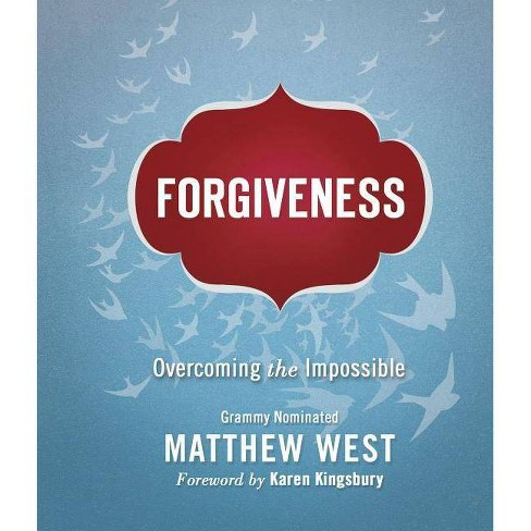Forgiveness - by  Matthew West (Hardcover) - image 1 of 1
