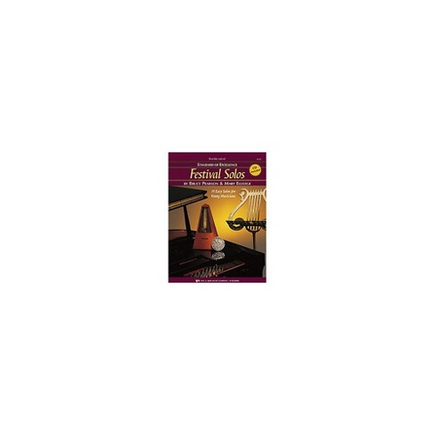 Book 1 Standard of Excellence Festival Solos Trombone