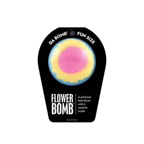 Da Bomb Bath Fizzers Flower Bath Bomb - 3.5oz - image 1 of 3