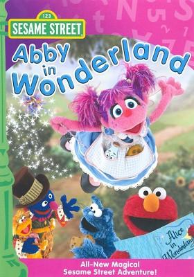 Sesame Street: Abby in Wonderland (DVD)