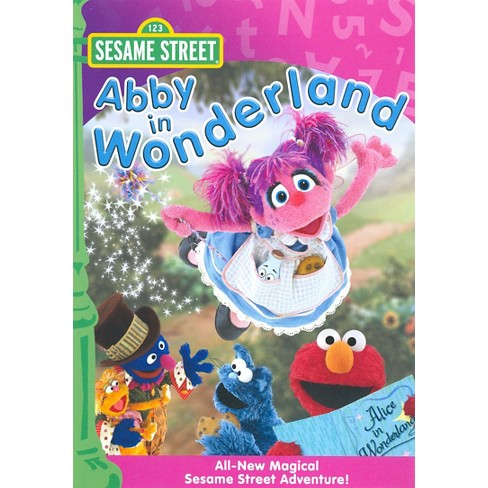 Sesame Street: Abby in Wonderland (dvd_video) - image 1 of 1
