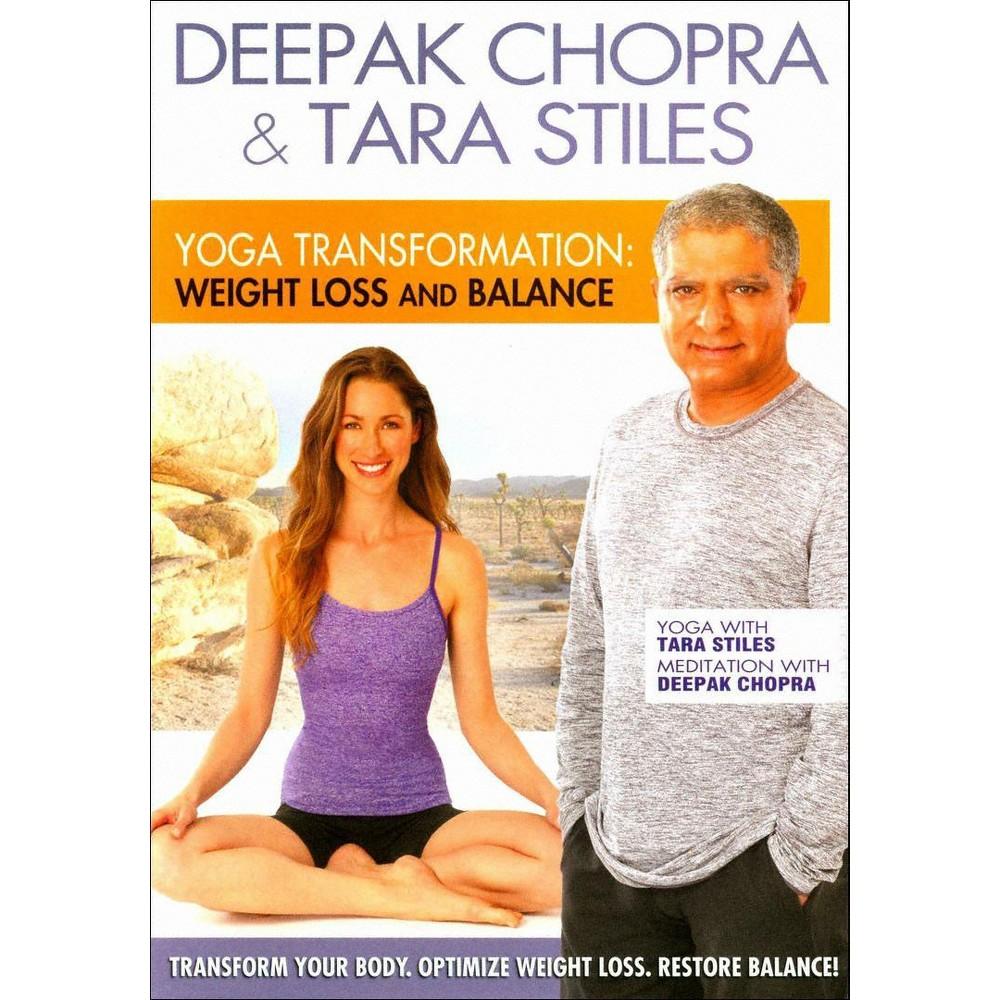 Deepak chopra yoga transformation:Wei (Dvd)