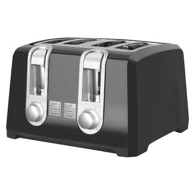 BLACK+DECKER™ 4-Slice Toaster - Black