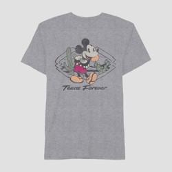 bb1640dd ... Graphic T-Shirt - Awake Heather Gray L. $14.99. Men's Mickey Mouse  Short Sleeve Texas ...