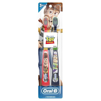 Toothbrushes: Oral-B Pro-Health Kids