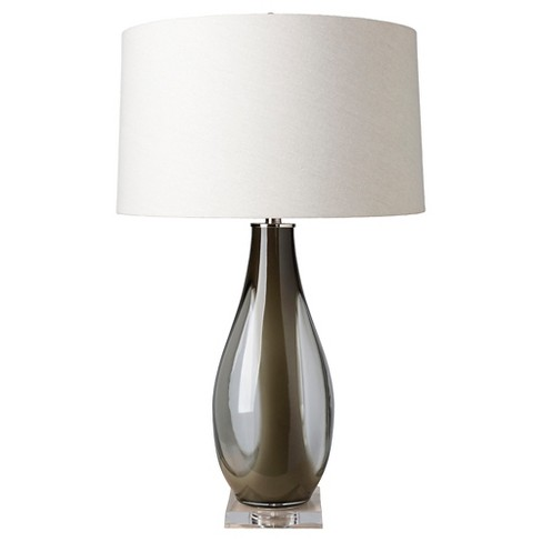 Ordnance Table Lamp Silver - Surya - image 1 of 2