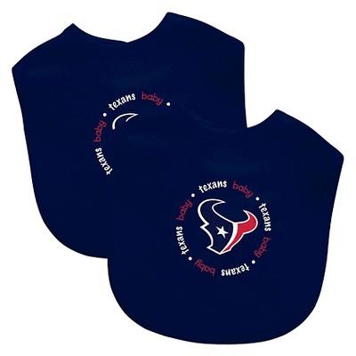 Houston Texans Baby Fanatic Bibs - 2 Pack