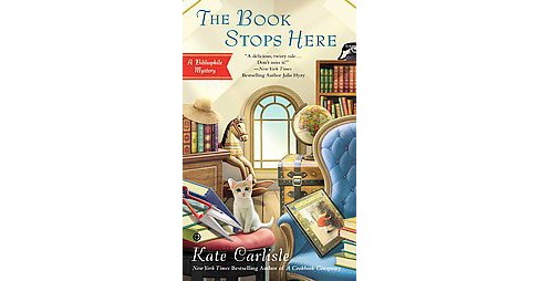 Book Stops Here (Paperback) (Kate Carlisle) - image 1 of 1