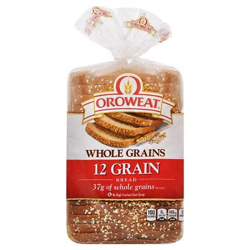 Oroweat Whole Grains 12 Grain Bread - 24oz - image 1 of 1