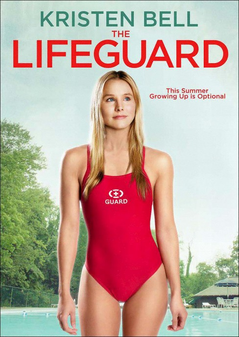 The Lifeguard (dvd_video) - image 1 of 1