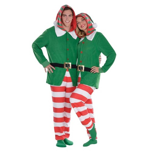 Elf Zipster Adult Costume - Amscan  - image 1 of 1