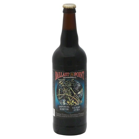 Ballast Point® Victory at Sea Imperial Porter - 22oz Bottle - image 1 of 1