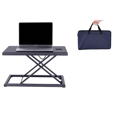 "19"" Portable Desk Riser - Rocelco"