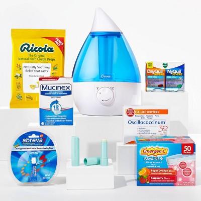 Cold & Flu Medicine Collection
