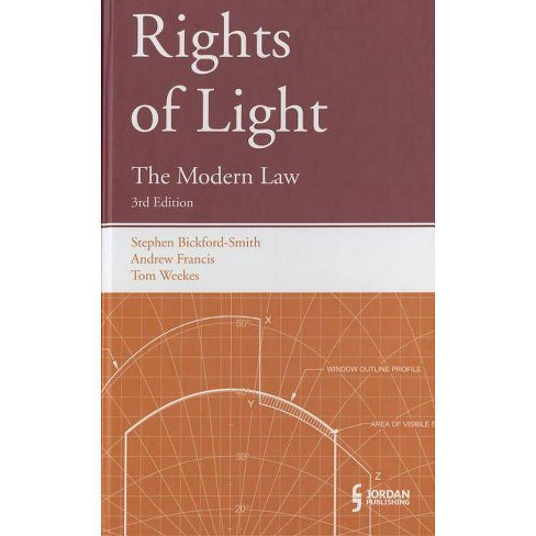 Rights of Light - 3 Edition by  Stephen Bickford-Smith & Francis & Tom Weekes (Hardcover) - image 1 of 1