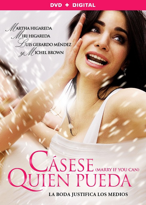 Casese Quien Pueda (Marry If You Can) (DVD) - image 1 of 1