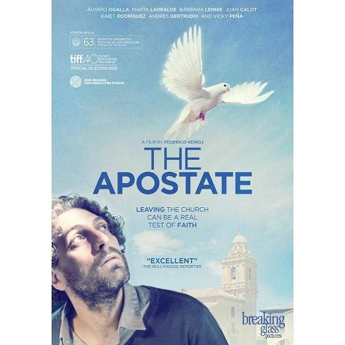 The Apostate (DVD) - image 1 of 1