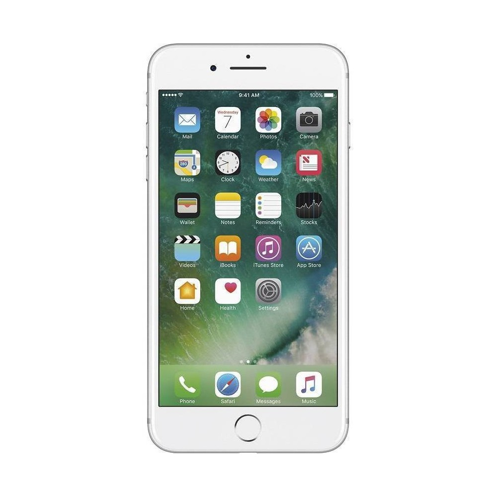 Apple Iphone 7 Plus Pre Owned Gsm Unlocked 32gb Silver