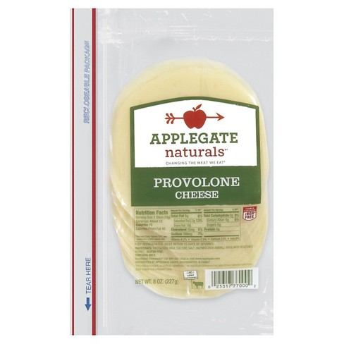 Applegate Naturals Provolone Cheese - 8oz - image 1 of 1