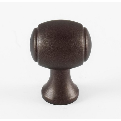 """Alno A981-34 Royale 3/4"""" Oval Cabinet Knob - image 1 of 1"""