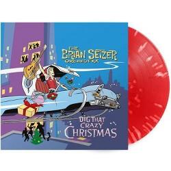 Brian Orchestra Setzer - Dig That Crazy Christmas (Vinyl)
