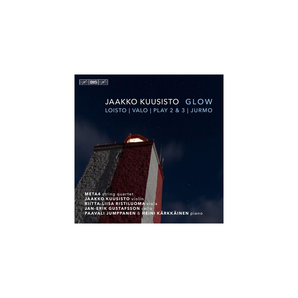 Meta4 - Kuusisto:Glow (CD)