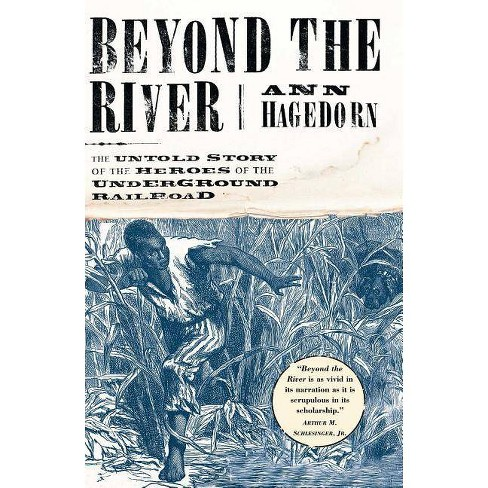 Beyond the River - by  Ann Hagedorn (Paperback) - image 1 of 1