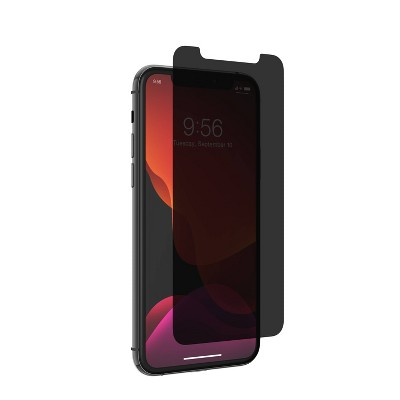 ZAGG Apple iPhone 11 Pro/X/XS InvisibleShield Glass Elite Privacy Screen Protector