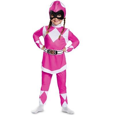 Power Rangers Pink Ranger Classic Infant/Toddler Costume