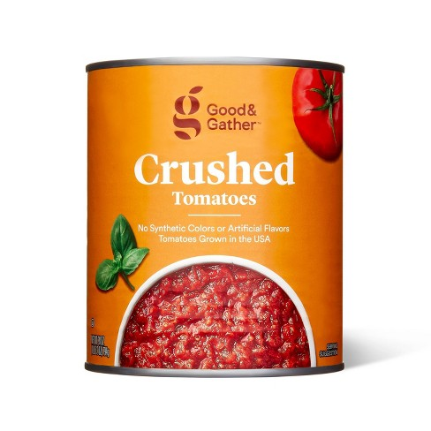 Crushed Tomatoes 28oz - Good & Gather™ - image 1 of 2