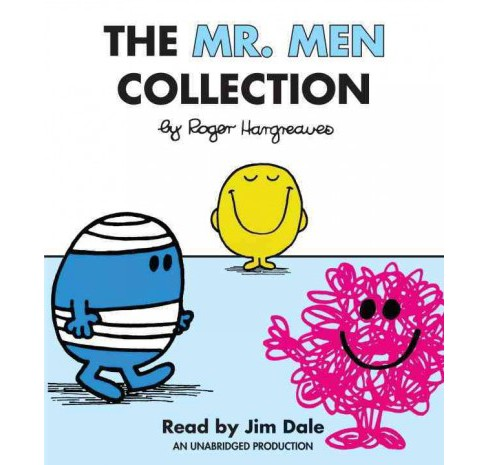 Mr. Men Collection : Mr. Happy / Mr. Messy / Mr. Funny / Mr. Noisy / Mr. Bump / Mr. Grumpy / Mr. Brave / - image 1 of 1