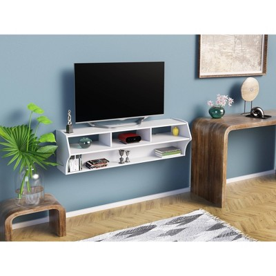 Atlus Plus Wall Mounted Media Storage - Prepac