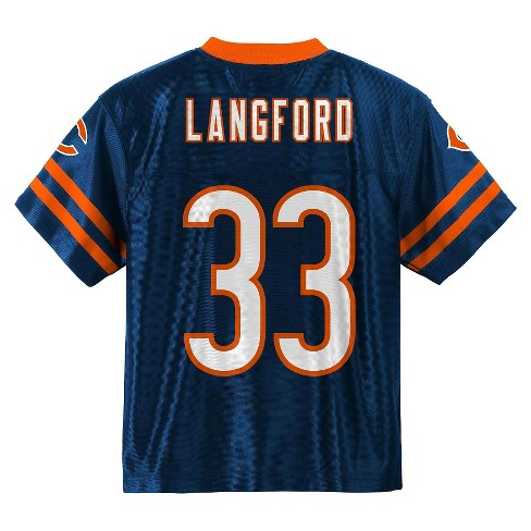 100% authentic a190d 481ee Chicago Bears Toddler Boys' Jeremy Langford Jersey 4T
